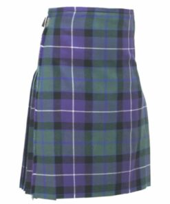 8 Yard Casual Freedom Tartan Scottish Kilt